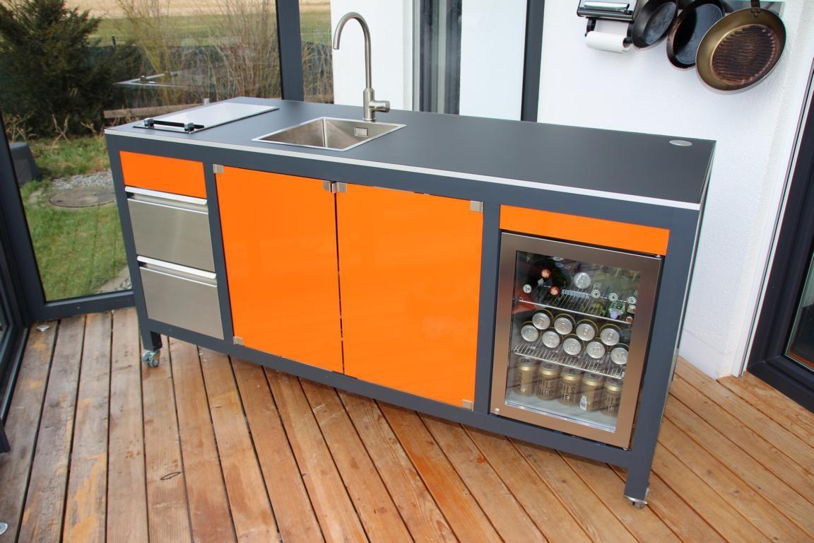 Outdoor Küche Hersteller : Grillmodule outdoorküche gartenküche proks
