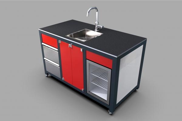 iGT Outdoorküche - Sondermodell Wernigerode
