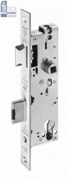 Anti-Panik-Einsteckschloss Kindergartenlösung, VA, 30 mm Dorn - WILKA 668K